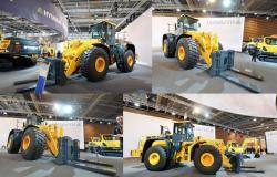 Hyndai hl 780 9 wheel loader