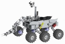 Hyperion mars rover