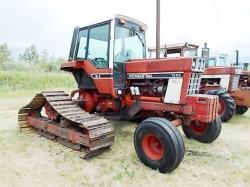 Ih 1r86 semi tracked tractor