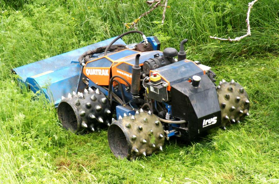 Additive offroad unusual vehicle