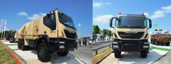Iveco 6x6 truck 1