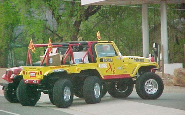 Jeep 6x6 home-made. http://www.naxja.org/forum/showthread.php?t=911176 ...