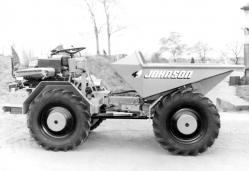 Johnson dumper 4x4