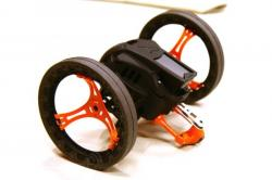 Jumping sumo parrot drone