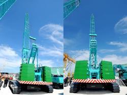 Kobelco cke2500g crane