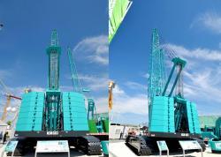Kobelco sr 4500 g crane 2