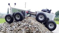 Ktr x1 unmaned ground vehicle