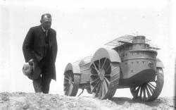 Land ship 1931