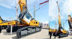 Liebherr 960 demolition crawler excavator