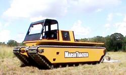 Marsh tracker amphibian
