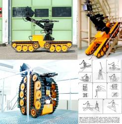 Mf3 manipulator vehicle kohler
