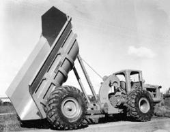 Model c tournapull 1940