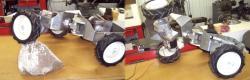 Moon rover 2007