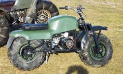 Motorbike 2x2