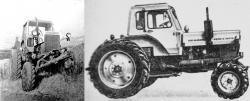 Mtz 82 modifi self leveling tractor