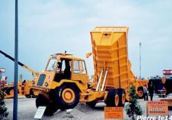 Nordwerk tt 140 b dumper 1969