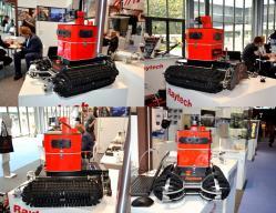 Omni crawler raytech robot 1