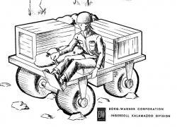 Pak wagon