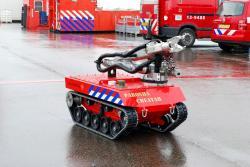 Parosha rescue robot