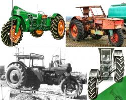 Pekazett tractor 4