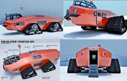Polar snow crawler psc 001 1 2