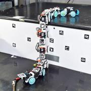 Robot of Chen Li, Johns Hopkins University