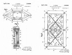 Rotaped patent 1944