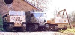 Rso tracked vehicle