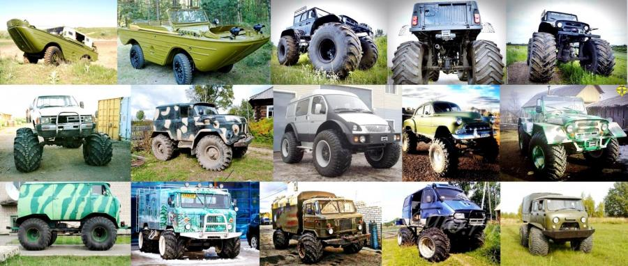 Oliver 1950 4x4 : Oliver with inch terra tires gives me chills so