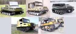 Russian tracked vehicles 2