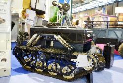 Scarab lx robot of tecdron
