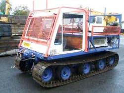 Scot trac garron series 3 tool carrier