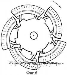 Segmented wheel
