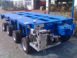 Self propolled modular transporter