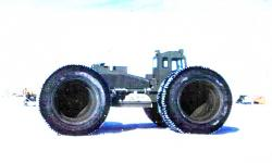 Snow buggy tc 264 letourneau 1954