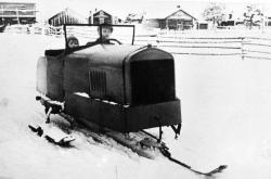 Snowmobile 1928