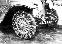 Spring wheel 1918