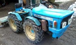 Staub mini tractor gm 428 1976