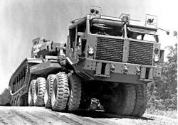 Sterling 8x8 truck t26