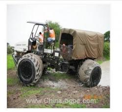 4x4 WHEELED ARTICULATED VEHICLE, MEDIUM