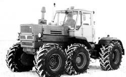 T 150k karkov tractor 1973