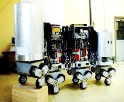 Telemann messina robot