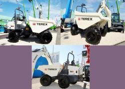 Terex ta9 articulated dumper