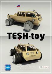 Tesh drive system