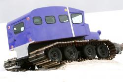 Thiokol trackmaster model 4vl 1959