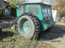 Tracked vehicle on lunohodov net l