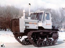 Tracteur t 150e