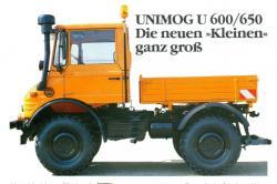 Unimog U 600