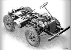 Unimog 7200 chassis 2