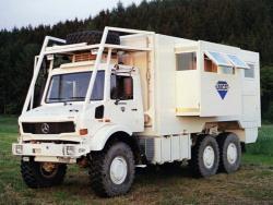 Unimog U 2450 L 6x6